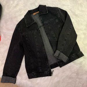 Dana Buchman denim jacket